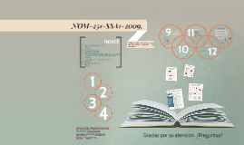 Copy of  NOM-251-SSA1-2009, Prácticas de higiene para el proceso de
