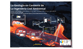Copy of Aplicación de La Geología en la Ingeniería Civil Ambiental