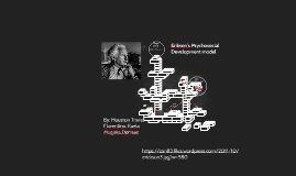 Erikson's Psychosocial Development model
