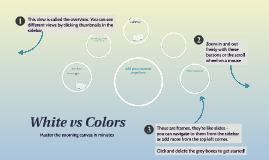 White Candle vs. Colored Candles by Abraham Villarreal on Prezi