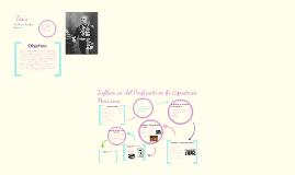 Copy of Influencia del Porfiriato en la Repostería Mexicana