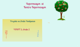 Copy of Copy of Project in AP (Aralin 2; Yunit III)
