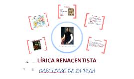 Lírica Renacentista