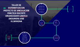 SISTEMATIZACION DE LAS EVIDENCIAS DE TRANSFORMACION DE LA PR