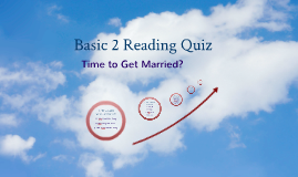 Reading Quiz Basic 2