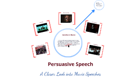 Copy of Speeches in Film
