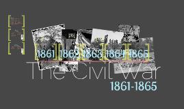 Copy of The Civil War