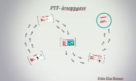 PTF- årsoppgave