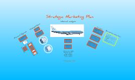 Copy of Copy of Strategic Marketing Plan KLM