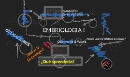 Intro EMBRIO I