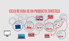 Copy of Copy of CICLO DE VIDA DE UN PRODUCTO TURÍSTICO