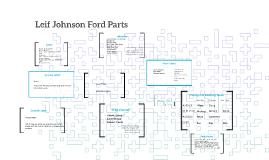 Leif Johnson Ford Parts Department By Miranda Piedra On Prezi