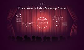 Television & Film Makeup Artist
