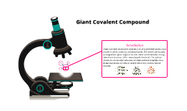 Giant Covalent Compound