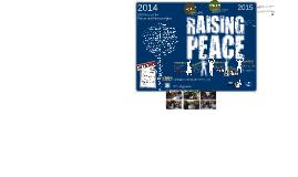 Raising Peace - 2014 towards 2015 eng