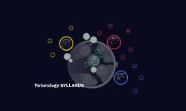 Digital Syllabus - Futurology