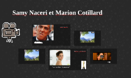 Samy Naceri et Marion Cotillard
