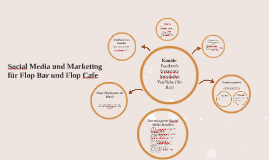 Social Media Marketing für Flop Bar und Flop Cafe