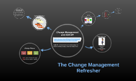 The Change Management Refresher