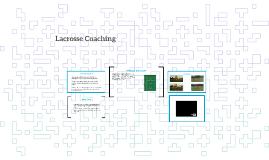 Lacrosse Coaching