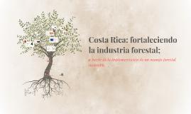 Costa Rica: fortaleciendo la industria forestal.