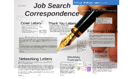 Job Search Correspondence 2