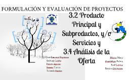 Copy of 3.2 Producto Principal y Subproductos, y/o Servicios