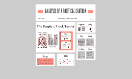 Analysis of a Political Cartoon