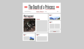 The Death of a Princess