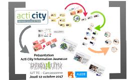 ETUDIANTS Lycée JULES FIL  CARCASSONNE-  Présentation acti city - Information jeunesse