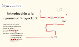 Presentación Proyecto 2