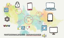professionalisering: Mediawijsheid