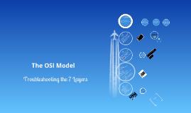 Copy of OSI Model 2.2.3 - Troubleshooting