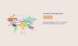 Germany's Trade Agreements