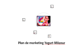 Plan de marketing Yogurt Milanur