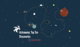 Astronomy: Top Ten Discoveries
