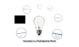 Instruction in a Postindustrial World