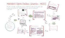 Copy of MOOCs