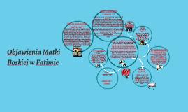 Objawienia Matki Boskiej w Fatimie