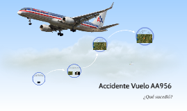 Accidente Vuelo AA956