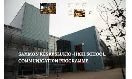 Copy of Sammon keskuslukio
