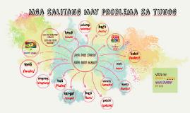 Copy of Mga Salitang mali ang tunog