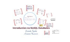 Introduction no NoSQL Databases - new