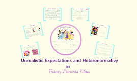 Heteronormativity and Disney Princess Films