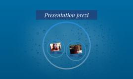 Presentation prezi