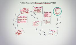 Política Nacional de Promoção da Saúde (PNPS)