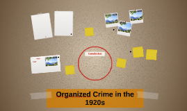 Organized Crime in the 1920s