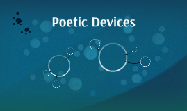 Poetic Devices
