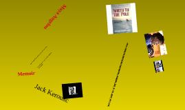Copy of Memoir