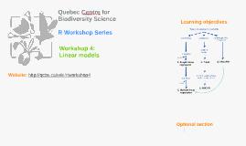 QCBS R Workshop 4